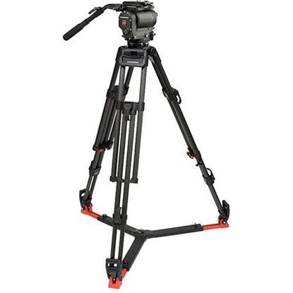 Picture of OConnor 1030D Head & 30L Tripod with Floor Spreader & Case