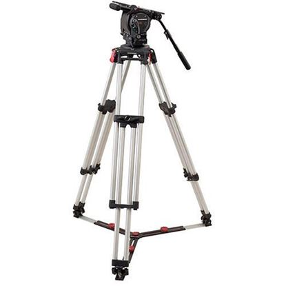 Picture of OConnor 2575D Head & Cine Mitchell Tripod with Floor Spreader