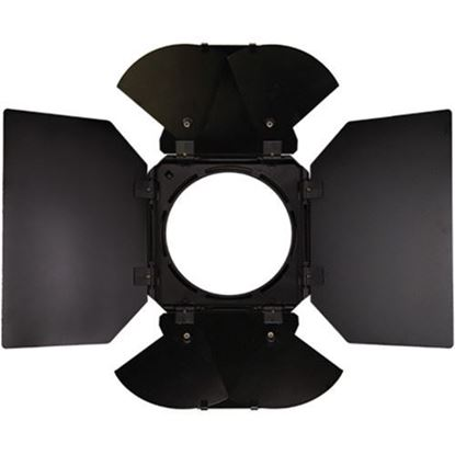 Picture of Litepanels Sola 12/Inca 12 4-Way 8-Leaf Barndoor