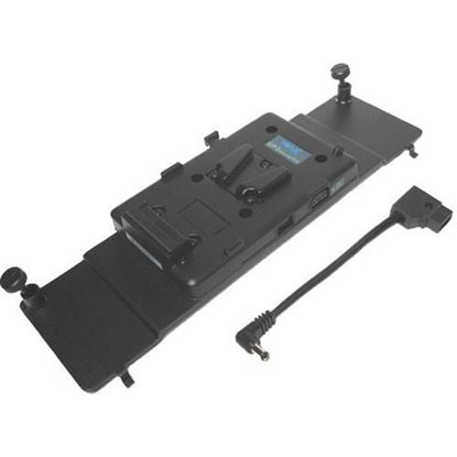 Picture of Litepanels 1x1 V-Mount Battery Adapter Plate
