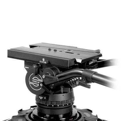 Picture of Sachtler VIDEO 90 FB Fluid Head (Flat Base)