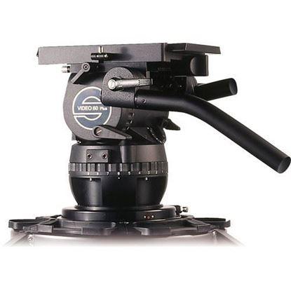 Picture of Sachtler Video 60 Plus Studio Fluid Head (Flat Base)