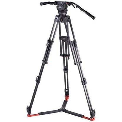 Picture of Sachtler 1972 Cine 7+7 HD CF Tripod System