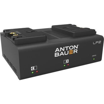 Picture of Anton Bauer LP2 Dual Gold Mount Charger