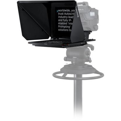 "Picture of Autoscript EVO-IP on-camera package with 19"" prompt monitor"