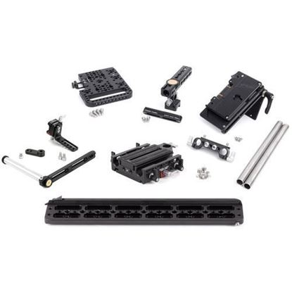 Picture of Wooden Camera - AJA CION Accessory Kit (Pro, Gold Mount)