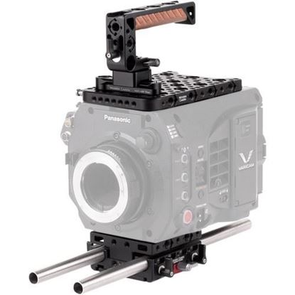 Picture of Wooden Camera - Panasonic VariCam LT Unified Accessory Kit (Base)