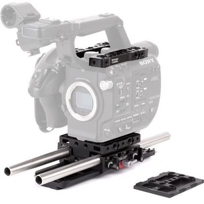 Picture of Wooden Camera - Sony FS5 Unified Accessory Kit (Advanced)