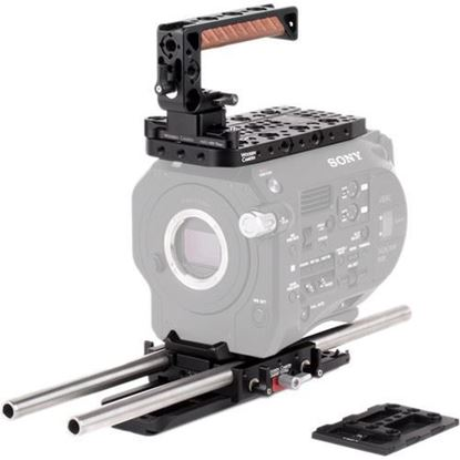 Picture of Wooden Camera - Sony FS7 Unified Accessory Kit (Advanced)