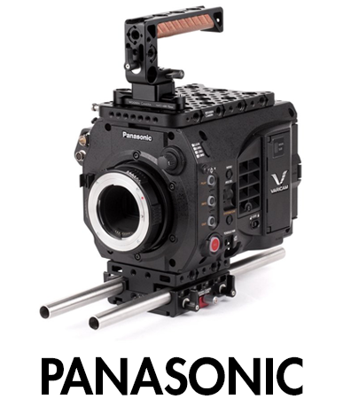 Picture for category Panasonic Accessories