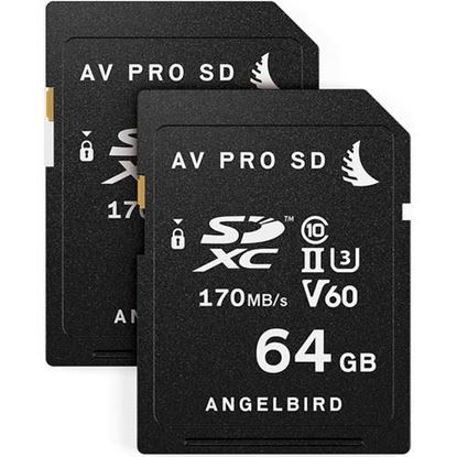 Picture of Angelbird 128GB Match Pack for the Fujifilm X-T3 (2 x 64GB)