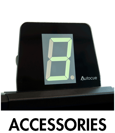 Picture for category Autocue Accessories
