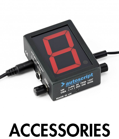 Picture for category Autoscript Accessories