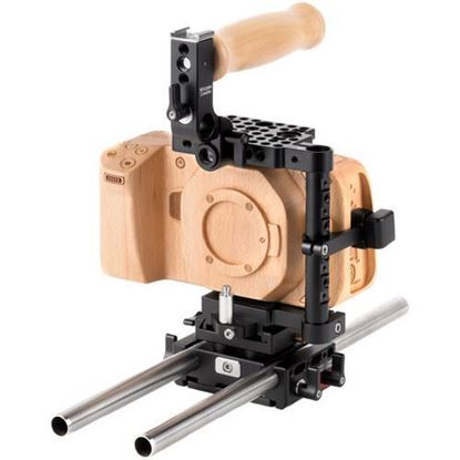 Picture of Wooden Camera - Blackmagic Pocket Cinema Camera 4K / 6K Unified Accessory Kit (Base)