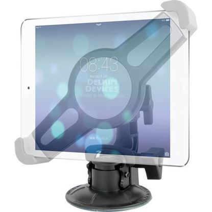 Picture of Delkin Devices Fat Gecko Tablet Bracket and Mini Mount