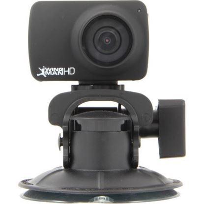 Picture of Delkin Devices Fat Gecko Stealth Single Suction POV Camera Mount