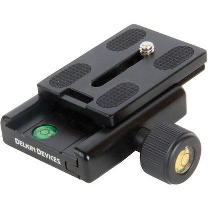 Picture of Delkin Devices Fat Gecko DSLR Camera Mount Quick Release Accessory