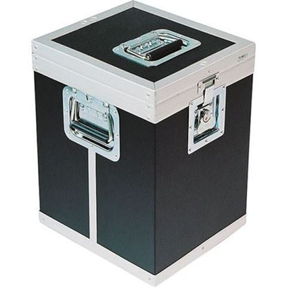 Picture of Sachtler 9513 Hard Aluminum Transit Case - for Sachtler Video 60 Plus Studio Fluid Head