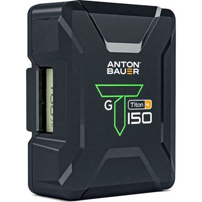 Picture of Anton Bauer Titon SL 150 143Wh 14.4V Battery (Gold Mount)