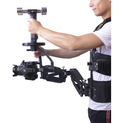 Picture of DigitalFoto Solution Limited Thanos-Pro Gimbal Support with Vest Arm Yoke Collar System for Zhiyun Crane 2