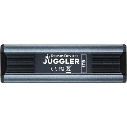 Picture of Delkin Devices 1TB Juggler USB 3.1 Gen 2 Type-C Cinema SSD